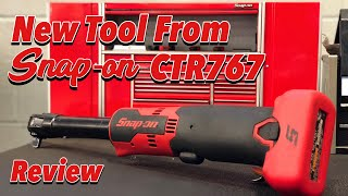"""NEW TOOL From SNAP-ON CTR767 3/8"""" Ratchet"""