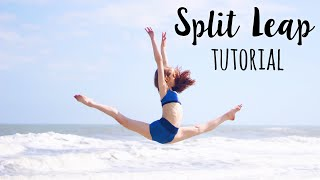 How to do / Improve a Split Leap