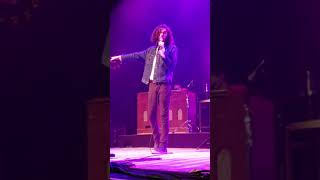 Hozier   To Noise Making (Sing)   Arvest Bank Theatre 6.4.19