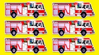Mobil pemadam kebakaran anak. Kartun Mobil pemadam. Kartun balap Mobil. Mobil anak. Kartun Video.