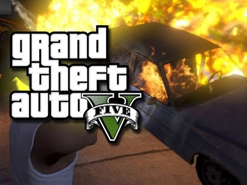 GTA 5 - Best Cop Ever!  (Grand Theft Auto 5 Funny Gameplay Skits/Moments!)