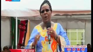 Bomet gubernatorial aspirant Joyce Laboso tells off Governor Isaac Ruto