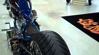Alley Rat  Customs.com  Presents  Amen Savior Bike