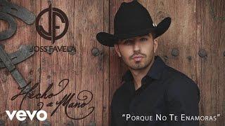 Joss Favela - Porque No Te Enamoras (Cover Audio)