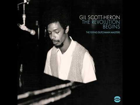 When You Are Who You Are (Song) by Gil Scott-Heron