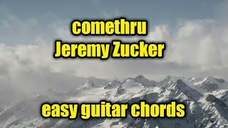 come thru guitar tutorial basic - TH-Clip