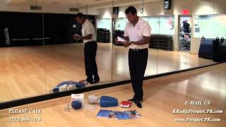 How to be a CPR Instructor with the AHA