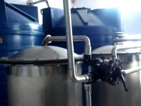 3 in1 Automatic Plastic Bottle Mineral Water Bottling Plant