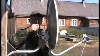 Установка спутниковой антенны. Сигнал (часть 3 из 5)