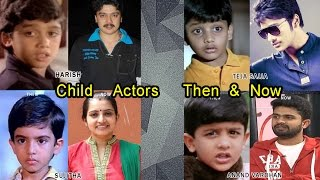 Download Video Tollywood Child actors then & now MP3 3GP MP4