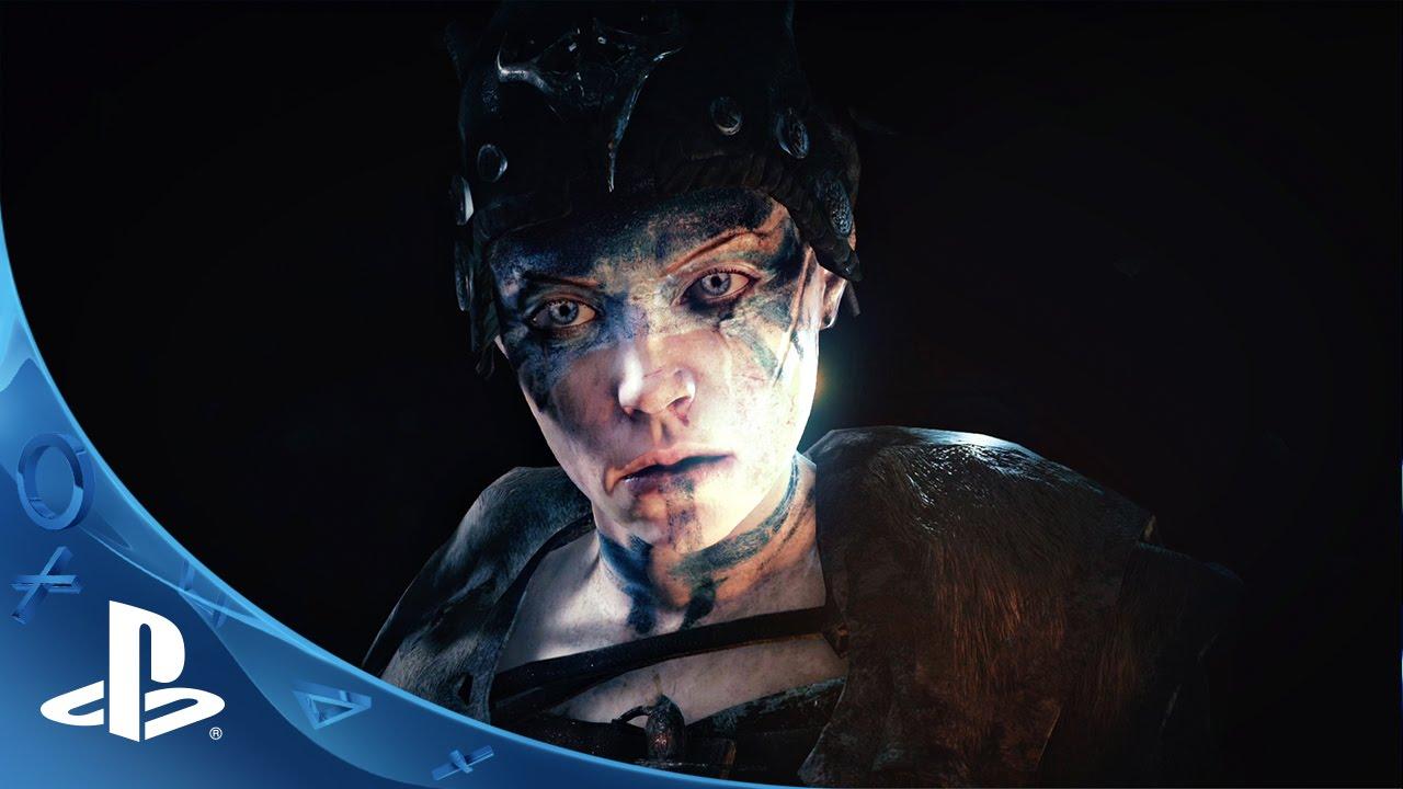 Hellblade: New Gameplay Trailer Follows a Struggling Warrior