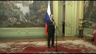Russia reacts to U.K. nerve-agent attack allegations