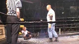 Best of CZW Cage of Death match
