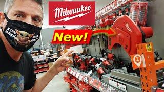 Home Depot HUGE Milwaukee Tools Reset (New/Rare), Dewalt Deals