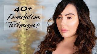 Foundation Techniques for 40 and Fabulous!   Makeup Geek