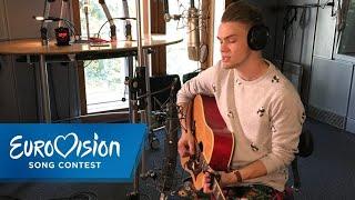 "Mikolas Josef   ""Lie To Me"" (Akustikversion) | ESC Update | NDR"