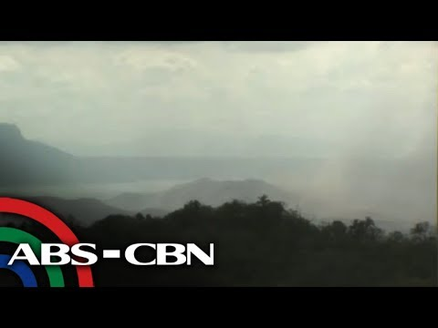 WATCH: Live shot of the Taal Volcano | ABS-CBN News