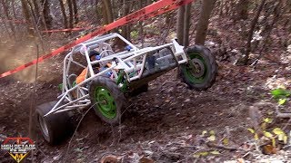 EXTREME HILL CLIMB WOODS BUGGY UNLIMITED CLASS AT POSSUM TROT