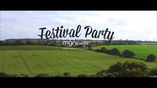 Festival Themed Garden Party By MGN Events