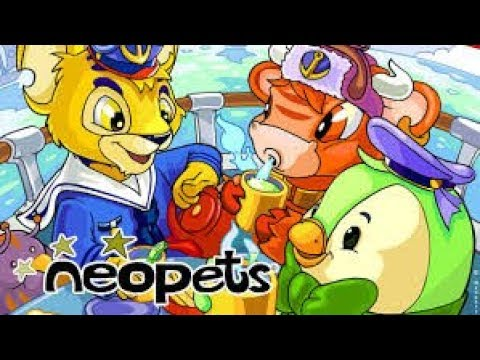 Neopets: What Caused the Fall of Online Pet Empire? (видео)