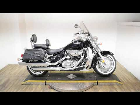 2008 Suzuki Boulevard C90T in Wauconda, Illinois - Video 1