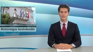 Szentendre Ma / TV Szentendre / 2020.08.28.