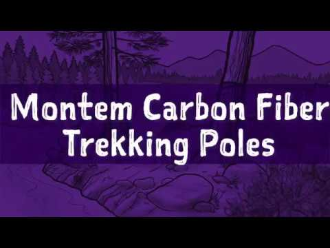 Montem Carbon Fiber Trekking Pole Review