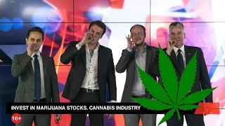 Investieren Sie in Marihuana!