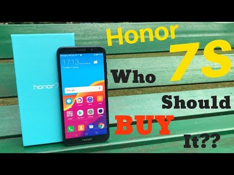 Honor 7S: Unboxing & First Impression