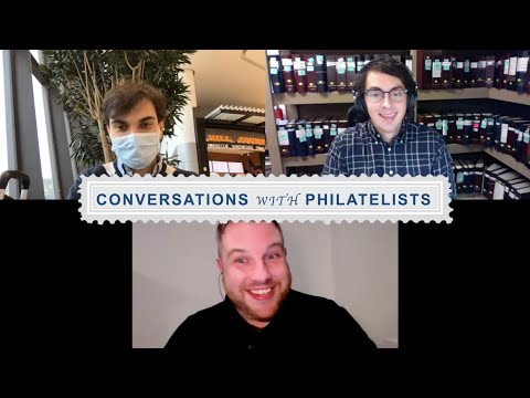 Conversations with Philatelists Ep 20: James Gavin, The Digital Philatelist