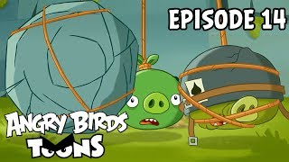 Angry Birds Toons | Dopeys On A Rope   S1 Ep14