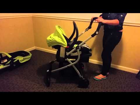 Urbini Omni Travel System Tutorial and Review