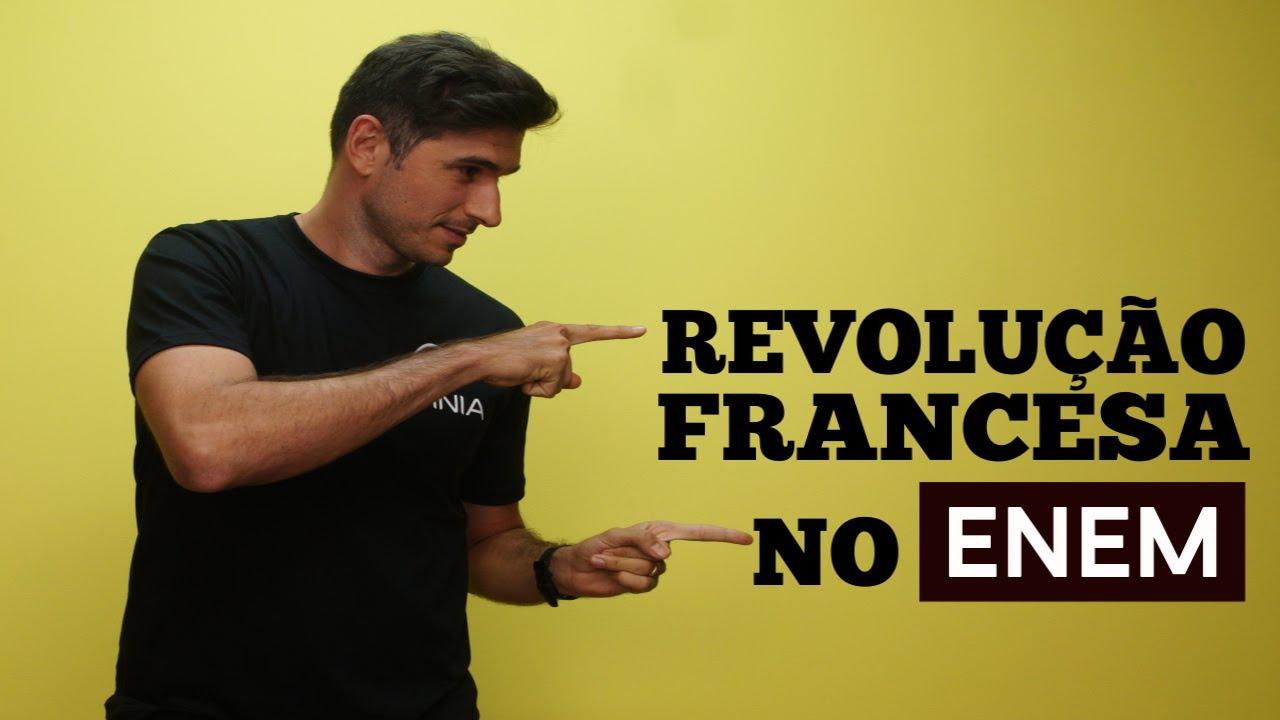 Revolução Francesa no Enem
