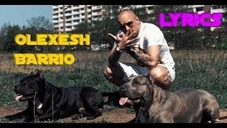"Lyrics Zu ""BARRIO   Olexesh"""