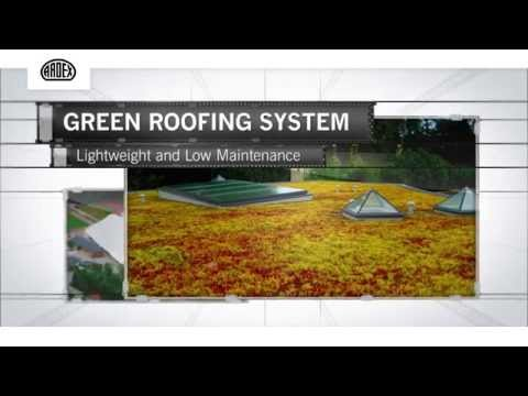 ARDEX Roofing Systems - Environmentally Friendly and Energy Efficient Roofing Membranes