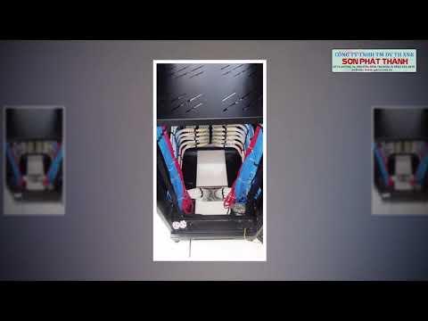Sàn nâng phòng server network-sptco