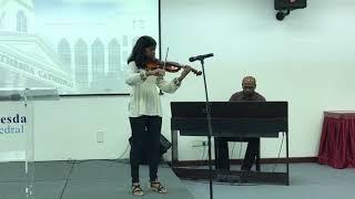 Jessica violin - Um Azhagana Kankal