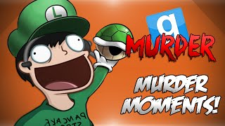 GMod Detective Murder Funny Moments! - Nogla's Death Stare, Riddle Me This, Pony Death & More!