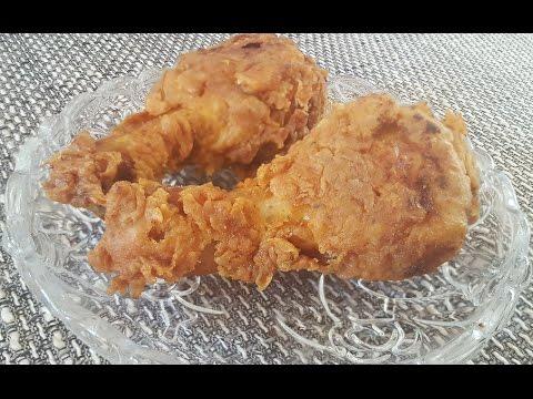 Fried Chicken/ফ্রাইড চিকেন রেসিপি