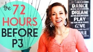 Getting off the hCG Diet - the 72 Hours before Phase 3 Starts