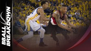 Go To Moves: Damian Lillard