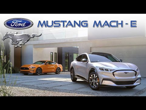 2021 All New Electric Mustang Mach-E Detailed Specification || Electric Mustang Mach-E