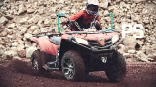 CFMOTO CFORCE450 ATV Keturratis