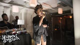 "Ledisi Performing New Single ""High"" At NYC Press Event 8217"