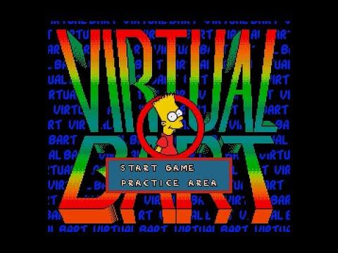 Mega Drive Longplay [356] Virtual Bart