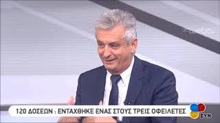 Διάφορα Φορολογικά θέματα στο κανάλι της ERT 3 , 08/10/19