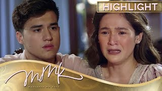 Maria fixes herself after knowing Stefan | MMK