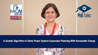 A Genetic Algorithm to Solve Power System Expansion Planning With Renewable Energy