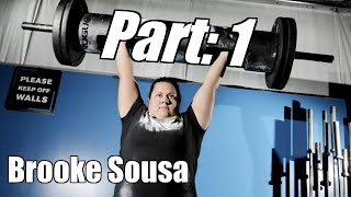 ASFTV interview with Pro Strongwoman Brooke Sousa ASF2018 strongwoman Strongman