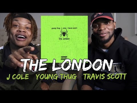 Young Thug - The London (ft. J. Cole & Travis Scott) [Official Audio - DISSECTED/FIRST LISTEN